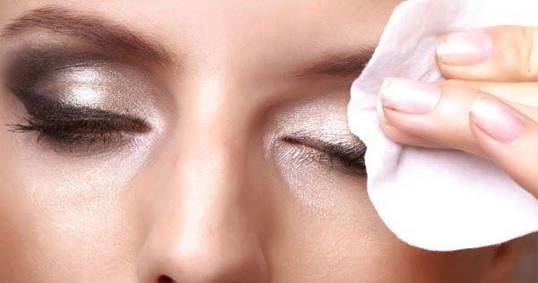 Πώς να αφαιρέσετε το μακιγιάζ με φυσικό τρόπο χωρίς χημικά