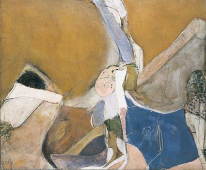 Brett Whiteley, Two miles to get the letters