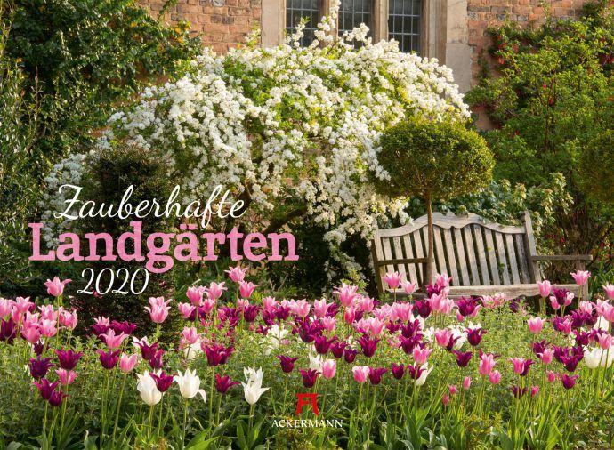 Zauberhafte Landgarten 2020 Ackermann Kalender Landgarten Garten Zauberhaft