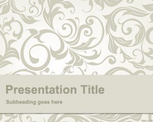 Curious PowerPoint Template