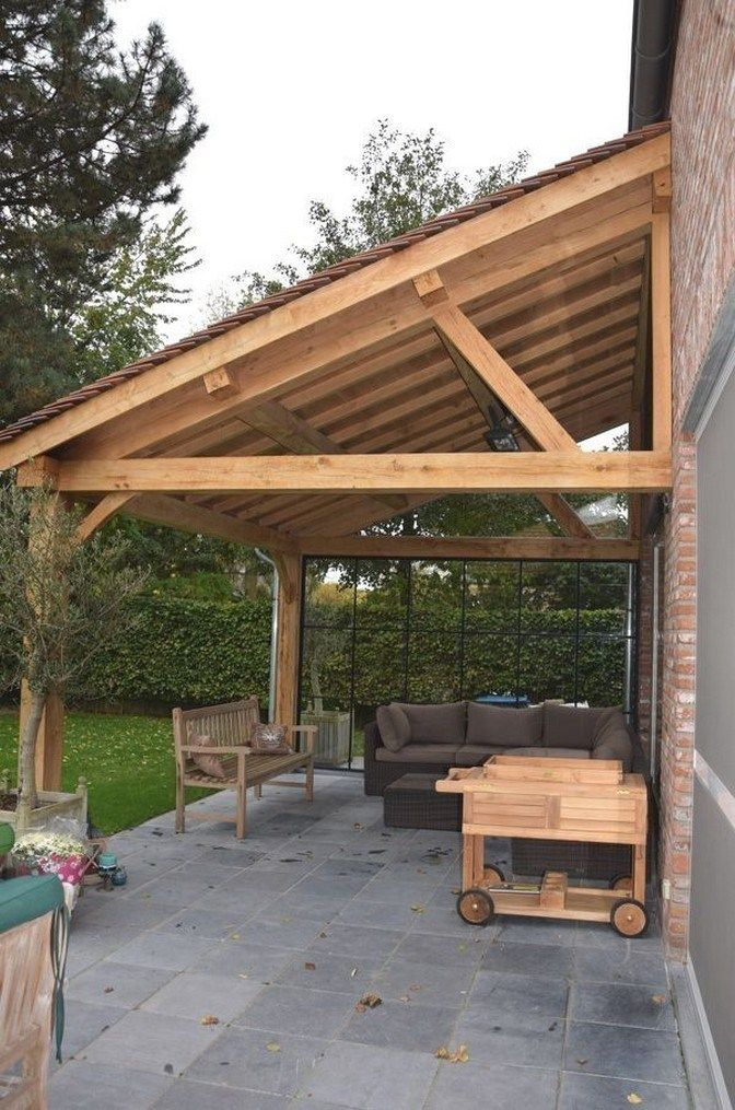 48 backyard porch ideas on a budget patio makeover outdoor spaces best of i like this open layout like the pergola over the table grill 18