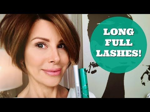 3beee9d990a 24) Two Products That Have Transformed My Lashes! - YouTube | MAKE ...