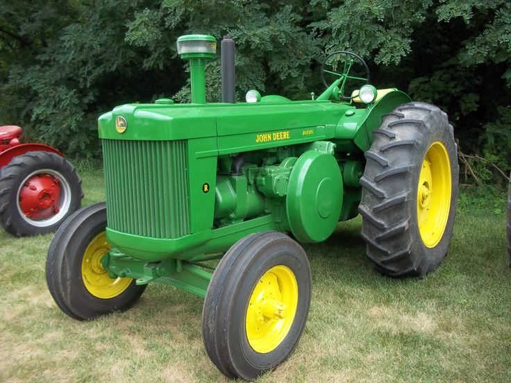 Antique John Deere R Tractor : Best images about antique tractors  on
