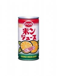 POM ポンジュース/えひめ飲料