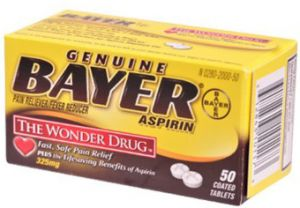 $1.00 off Bayer Aspirin product 50 ct or larger Coupon on http://hunt4freebies.com/coupons
