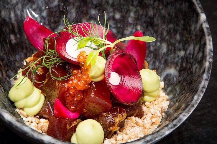 ¿Has probado nuestros Tacos de #Atún rojo #Gadira macerados al momento?. Bar La Cruz Blanca. Jerez. C/Consistorio. #Jerez #Gastronomía #ViveJerez #Sherry