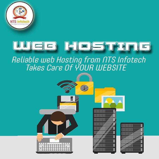 Web Hosting. visit us- www.ntsinfotechindia.com