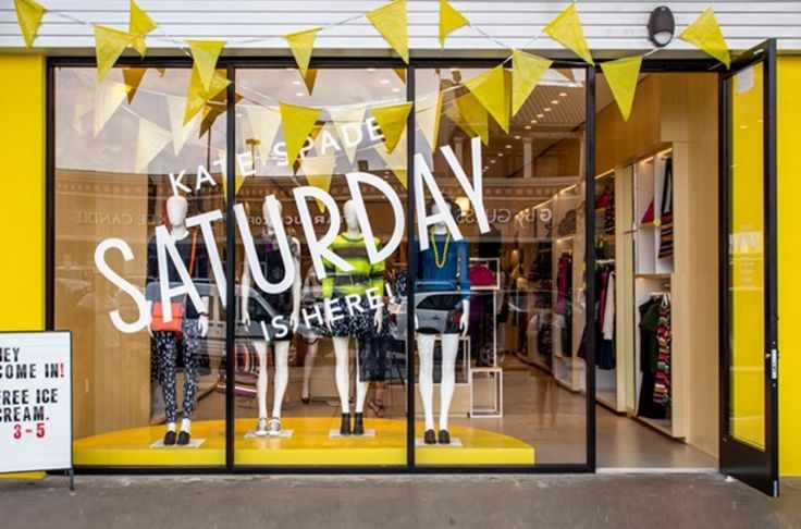 WHY KATE SPADE SATURDAY MISSED THE MARK // Kate Spade New York's promising sister brand is closing its stores.