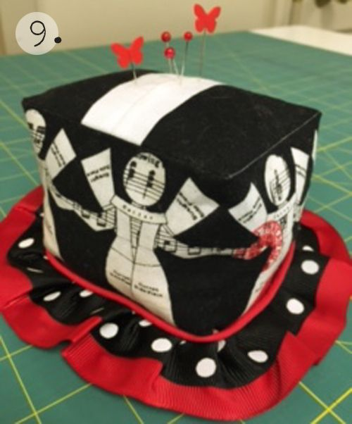 • Ta – daaaaa! Another group of entries, for the 2016 Handmaids Challenge. And…