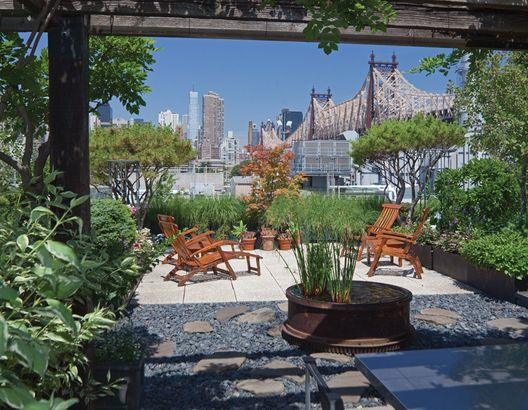 14 Best images about NYC Rooftop Gardens on Pinterest