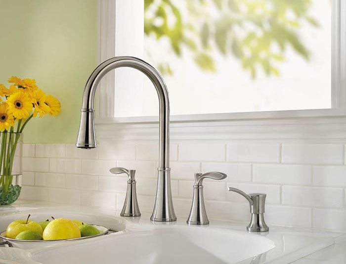 61 best Most Popular Kitchen Faucets images on Pinterest | Kitchen ...