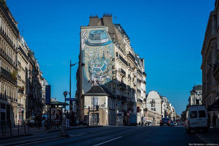 Увидеть Париж и не умереть, часть 2 – varlamov.ru