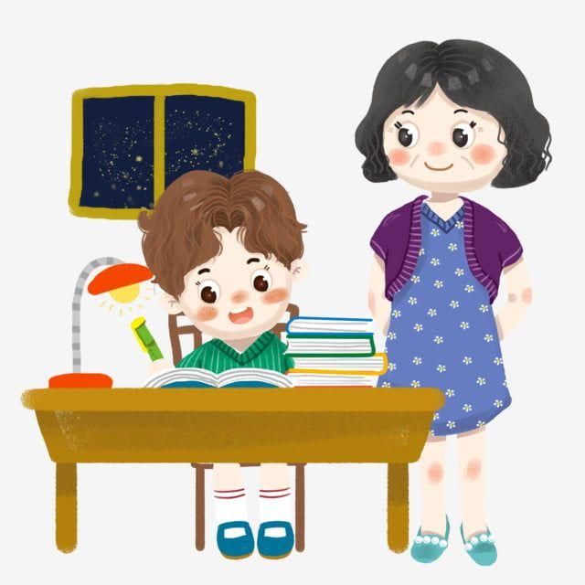مشهد التعلم الأطفال تعلم الأم Png و Psd Kids App Kids Learning Kids Clipart