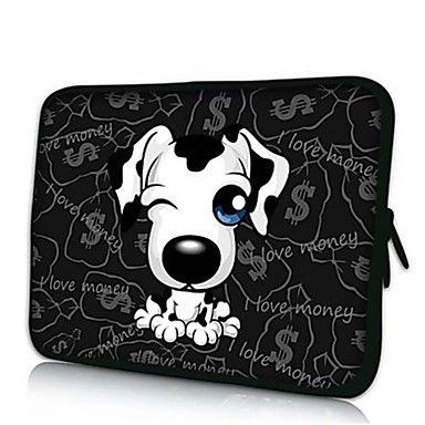 elonno witte hond 10 '' tablet neopreen beschermende hoes case voor hp ipad 2/4/5 Samsung Galaxy Note 10.1 / tabblad 3 – EUR € 7.99