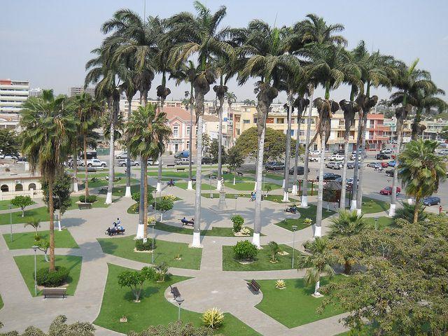 Angola, Benguela -