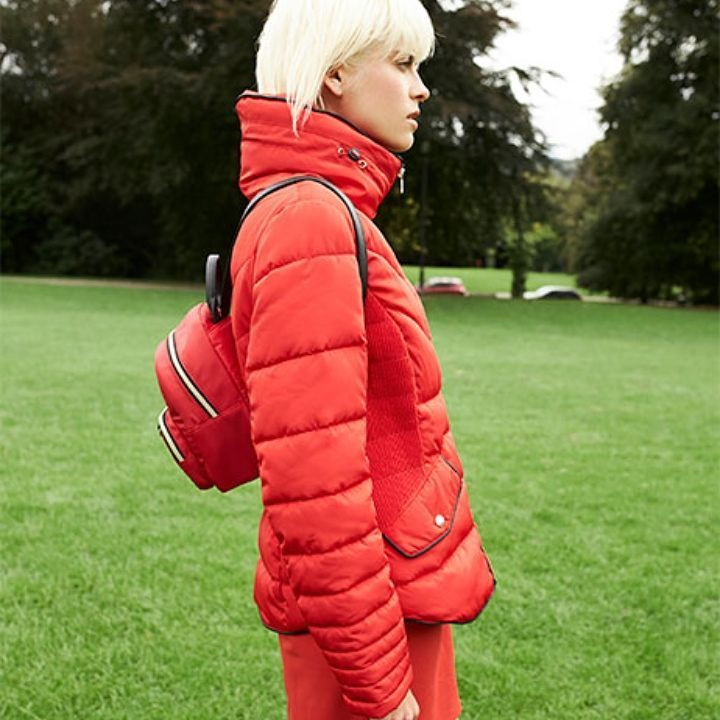 Red Alert! This colour is going to be huge for aw17. Padded Jacket: €30 from @primark    #fashiobblogger #fashions #fashionbags #fashionable #fashionshop #fashionblogger #fblogger #bblogger #fashiongram #fashionlove #fashiongirl #fashionstyle #fashionforward #styleblog #stylegram #wiw #wiwtd #ootdshare #styleinspo #red #heartblouse #ontrend #Topshop #zara #hm #primark #jacket #coat #paddedjacket