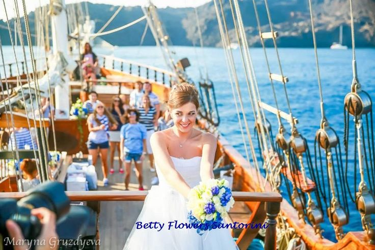 Pirates Caravel#Irina&Nicolay#Excluisive Weddings Santorini