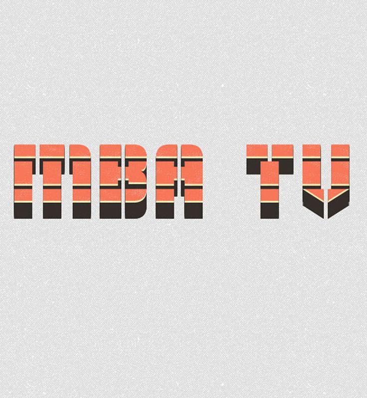 Retro 3D Effect Logo Mockup Free Download | Nuovograph