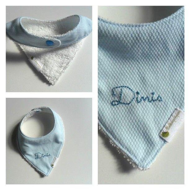 Personalizáveis    Customizable  #perlimpimpim #bandana #babyfashionable #instababy #handcrafted #cotton #igers #babyfashion