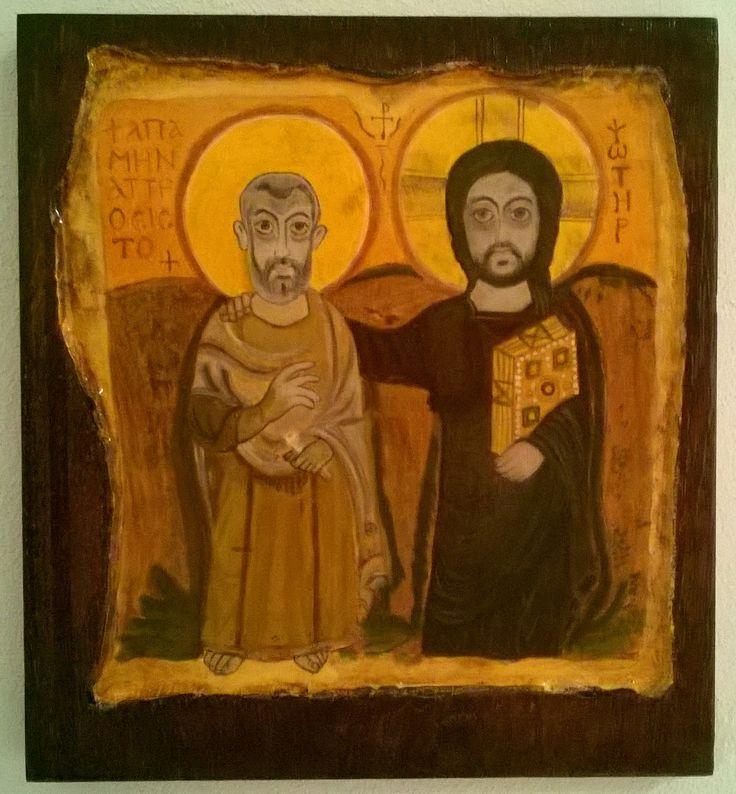 X Gesù e l'Abba Menna (con culla)