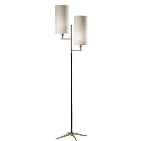 Costas 70 Floor Lamp Floor Lamp Lamp Traditional Floor Lamps