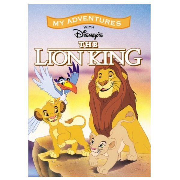 The Lion King Personalised Childrens Book | The Gift Experience