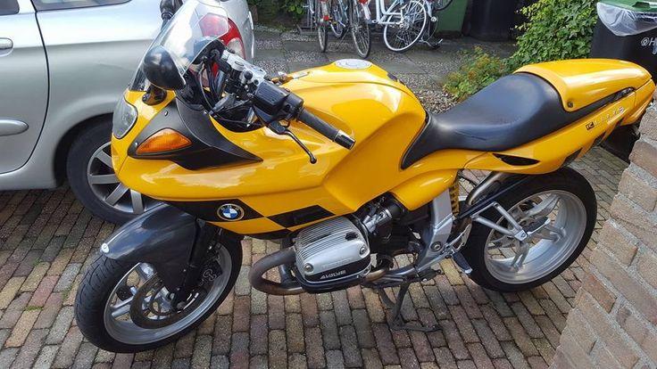BMW R1100S #tekoop #aangeboden in de groep van #Motortreffer (zie: www.facebook.com/groups/motorentekoopmt) #motorentekoopmt #bmw #bmwmotorrad #bmwr1100s #bmwsport #sportbike #sportmotor #bmwr1100