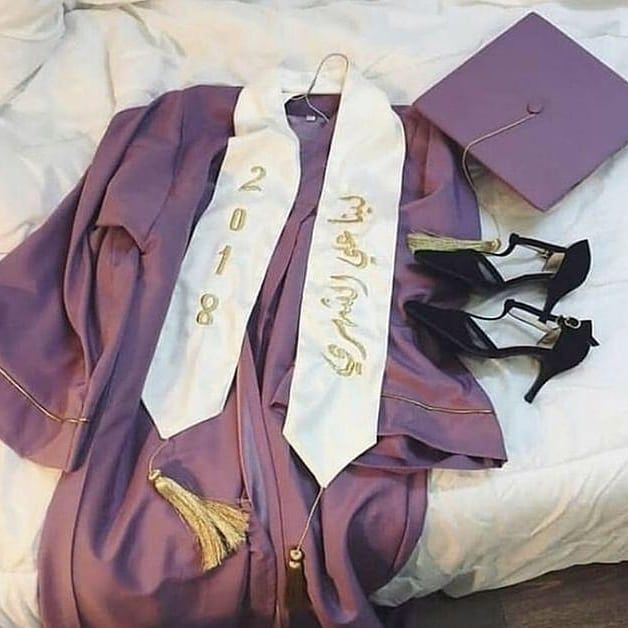Pin By استديو فلة On خليجي Graduation Outfit Fashion Bomber Jacket
