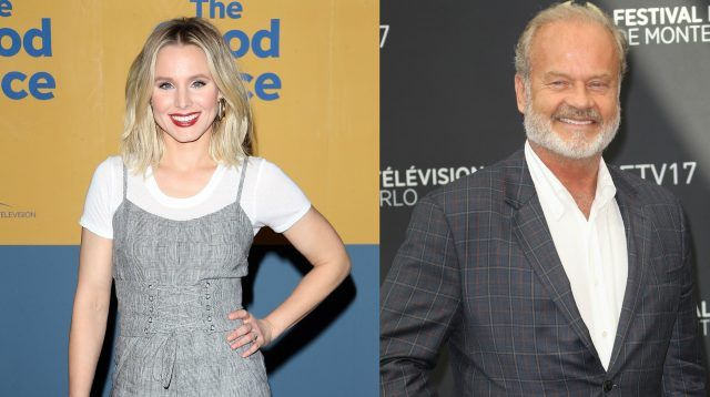 Kristen Bell and Kelsey Grammer in Talks for Like Father at Netflix   Kristen Bell and Kelsey Grammer are in talks for the Netflix comedy feature Like Father  Kristen Bell (The Good PlaceVeronica Mars) andKelsey Grammer (CheersThe Last Tycoon) are in talks for the upcoming Netflixcomedy featureLike Father according to THR. The film will mark the directorial debut of Lauren Miller Rogan who co-wrote and starred in the indie comedyFor a Good Time Call. The production is set to begin shooting…