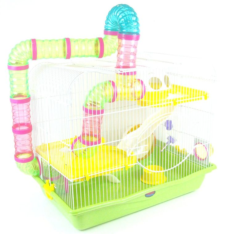 Small Animal Cage Suitable for Syrian Hamsters Extra Large
