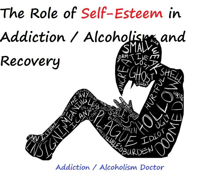 Addiction and alcoholism have a powerful effect on self-esteem, and self-esteem has a powerful effect on addiction. We discuss this and how to break the cycle. Covered: alcohol, drugs, recovery, treatment, psychology, relapse.