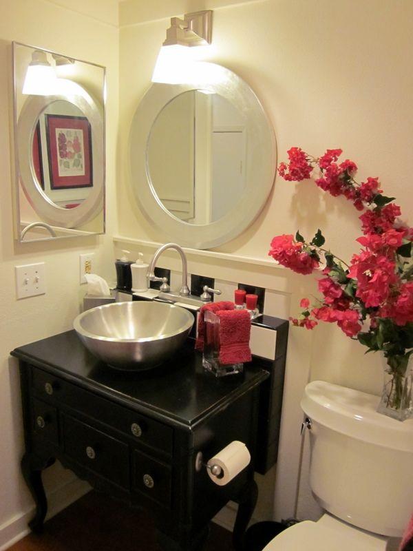51 best Powder Rooms images on Pinterest | Bathroom, Bathroom ideas ...