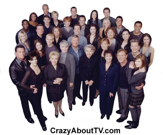 As The World Turns Soap Opera Cast