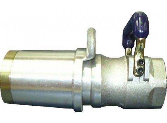 "2"" (50mm) Bulk Manual Nozzle - non shut off."