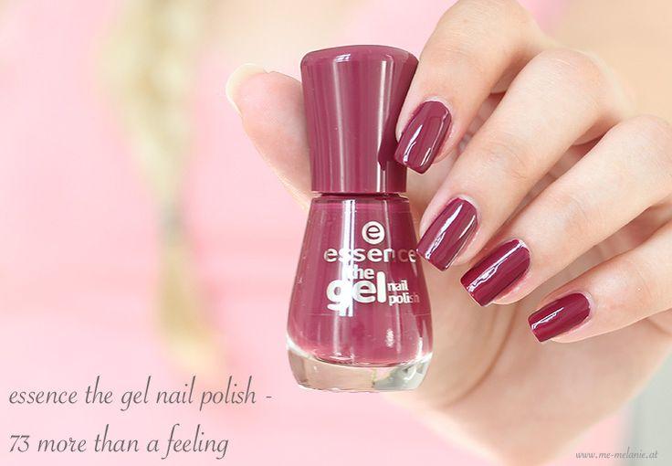 essence the gel nail polish - 73 more than a feeling