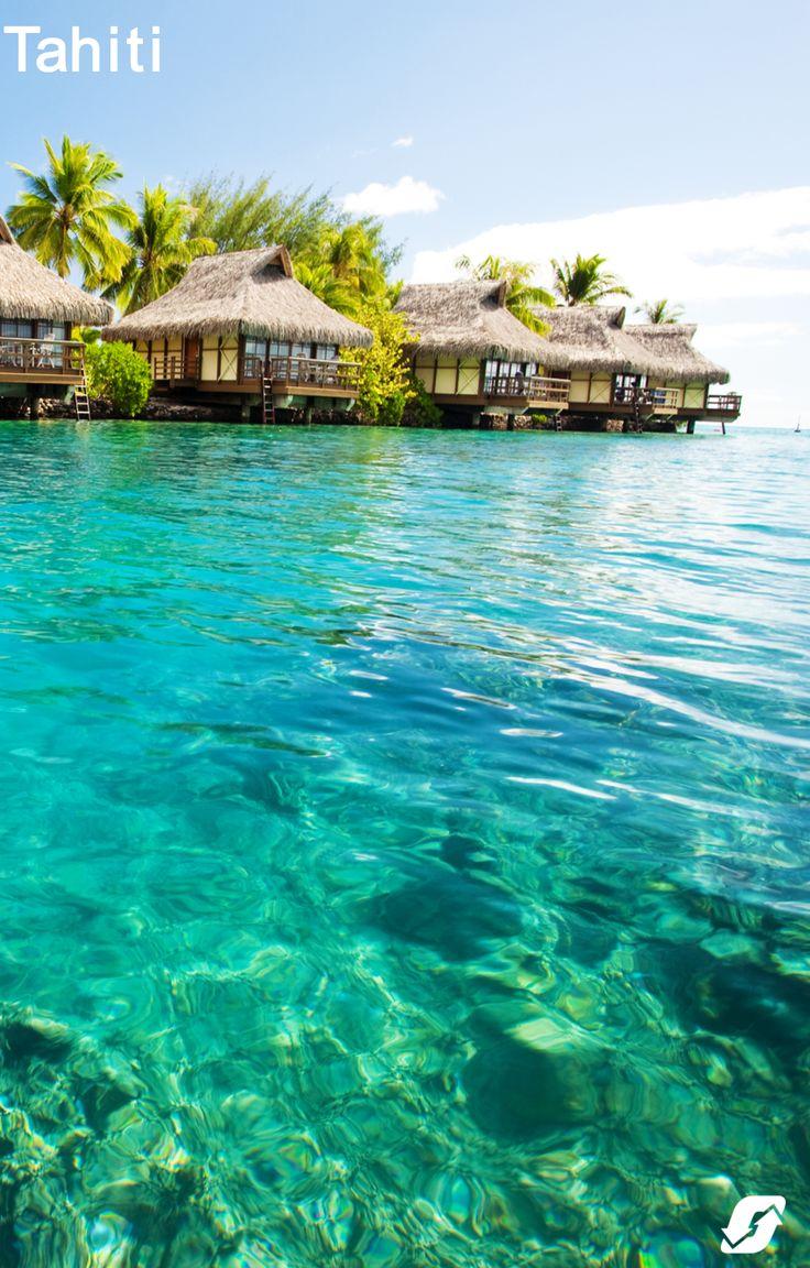 It's 86° in Tahiti. Escape the polar vortex -- book with Orbitz.