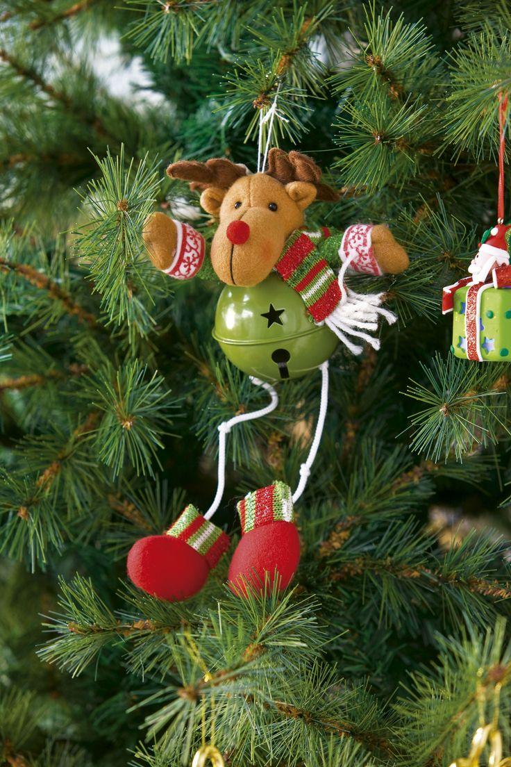 #Reno #Rudolph #Accesorios #Navidad #Deco