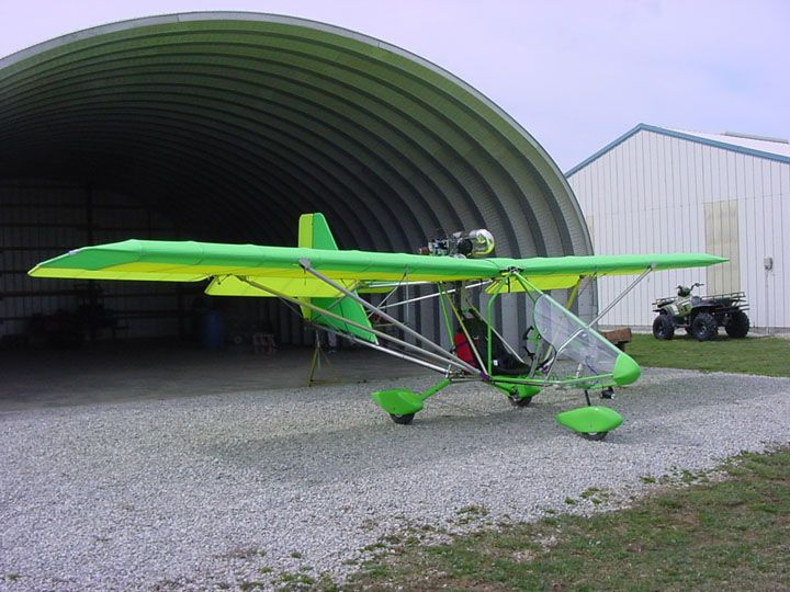 The ProCub Lite is a classic looking aircraft that looks like the nostalgic J3 Cub, but flies under FAR-103 ultralight regulations. Description from pilotmix.com. I searched for this on bing.com/images