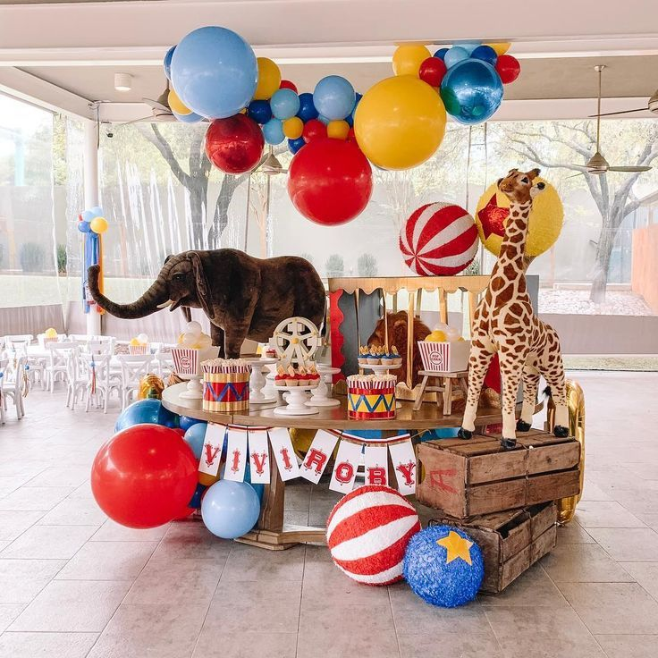 Best party ideas featured on in 2020 dumbo birthday