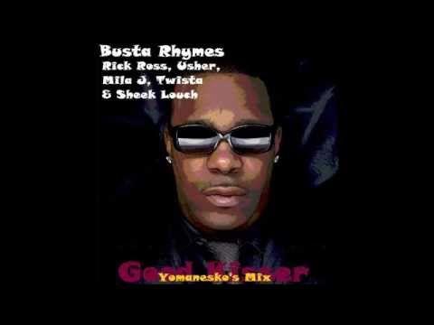 Good Kisser - Busta Rhymes Ft.  Rick Ross, Mila J, Twista, Usher, & Shee...