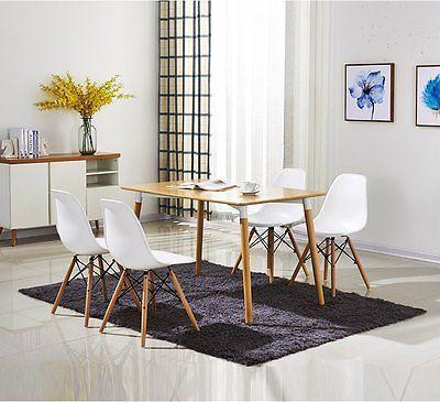 Esszimmerstühle DSW White   Buchenholz Kombination Idee Für Stühle:  Https://modecor.