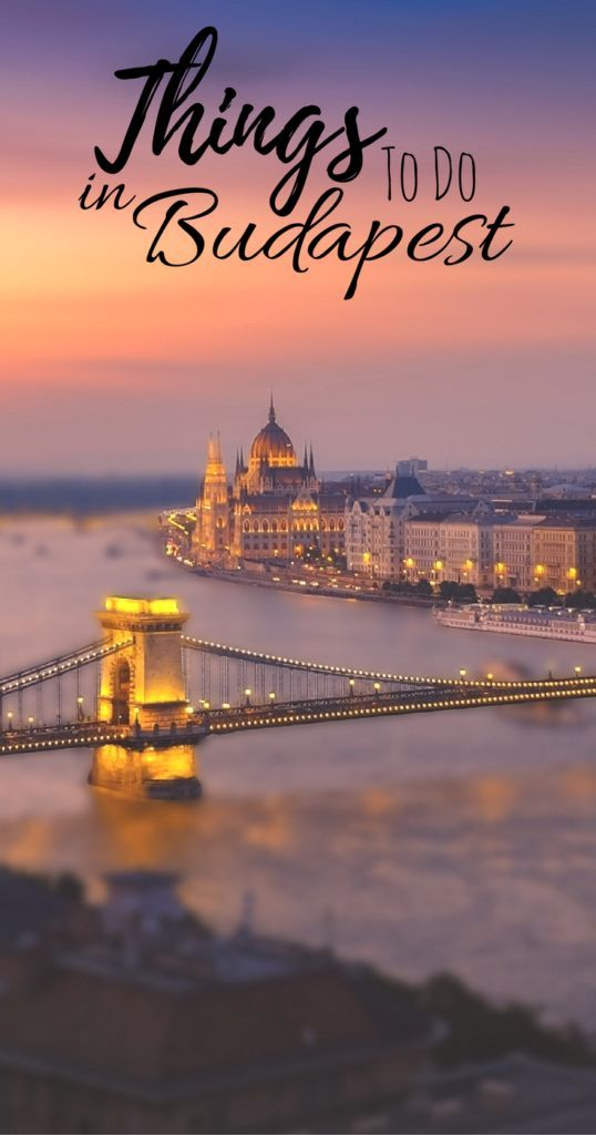 What to do in Budapest in 2 days, without breaking the bank. #Budapest #Hungary #Europe | Things to do in Budapest | Best Places in Budapest