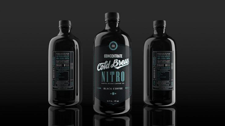 NITRO – cold brew – hunap studio