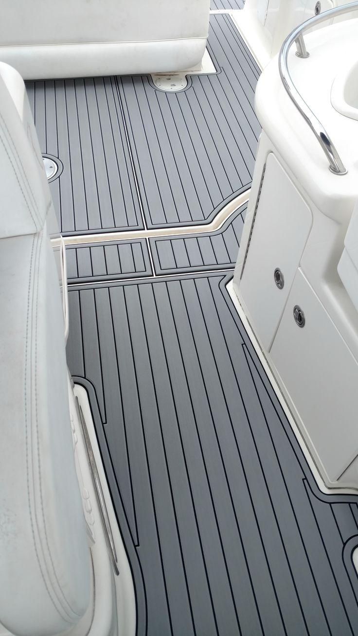 SeaDek on a 340 Sundancer by JetBoat Pilot - SeaDek Marine Products Blog