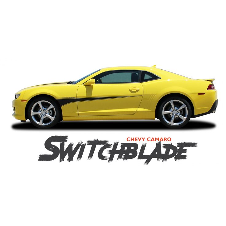 27 best chevy camaro 2010 2011 2012 2013 2014 2015 vinyl graphics chevy camaro switchblade side door spears hood spikes striping vinyl graphics decals kit 2010 2011 2012 publicscrutiny Gallery