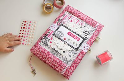My scrap: ♥Girl's smash book!/ Девчачий смешбук♥
