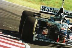Damon Hill Williams - Renault 1996