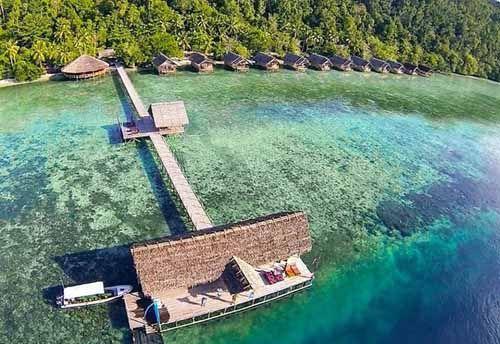 Raja Ampat Explorers Dive Resort Mansuar Island Raja Ampat West Papua Indonesia - Raja Ampat Explorers Resort - Raja Ampat Dive and Eco Resort - Raja Ampat Explorers Mansuar Island Resort - Raja Ampat Exporers Eco Resort |