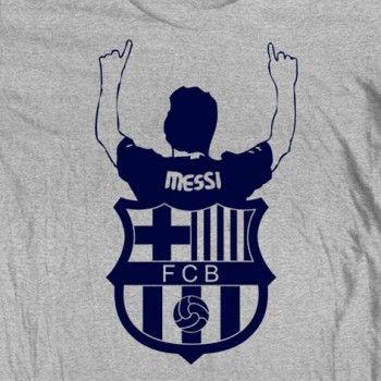 Barcelona-Messi Shirt