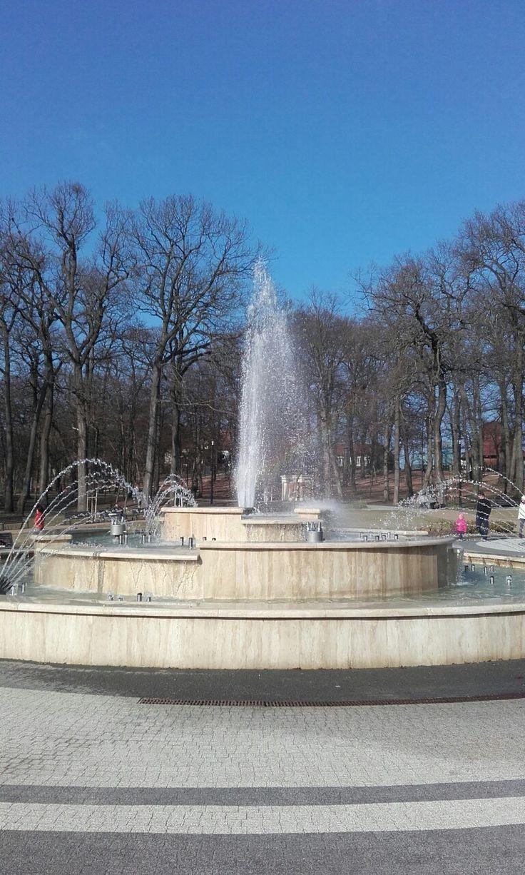 Május 1. Park, Tatabánya